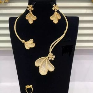♥️♥️Bridal stone wedding jewelry gold ♥️♥️